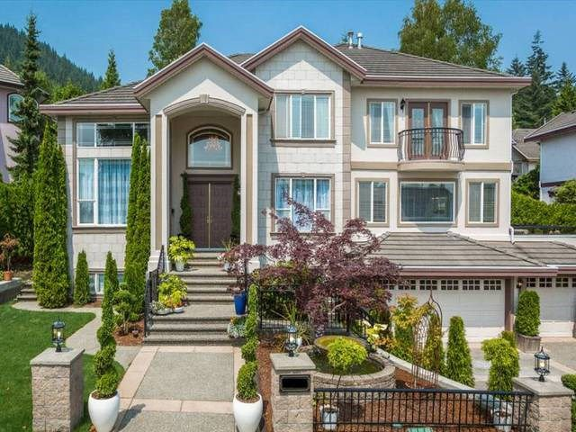 Main Photo: 3078 PLATEAU BOULEVARD in : Westwood Plateau House for sale : MLS®# R2028277
