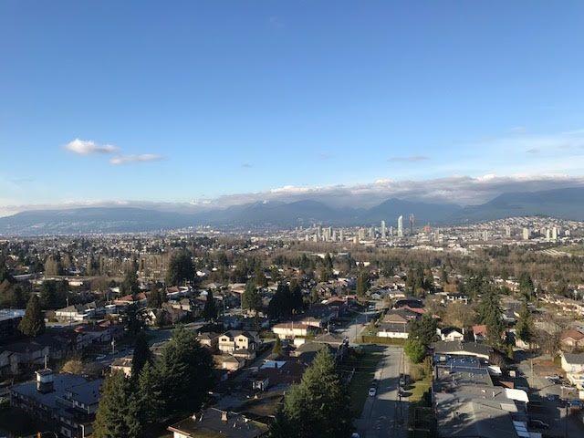 Mountain/City View