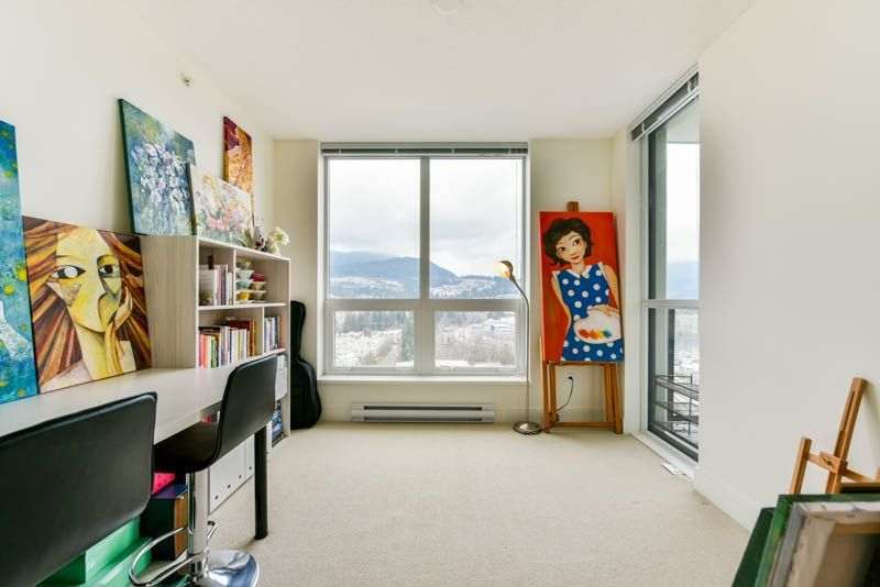 Photo 9: Photos: 2608 3007 GLEN Drive in Coquitlam: North Coquitlam Condo for sale : MLS®# R2246438