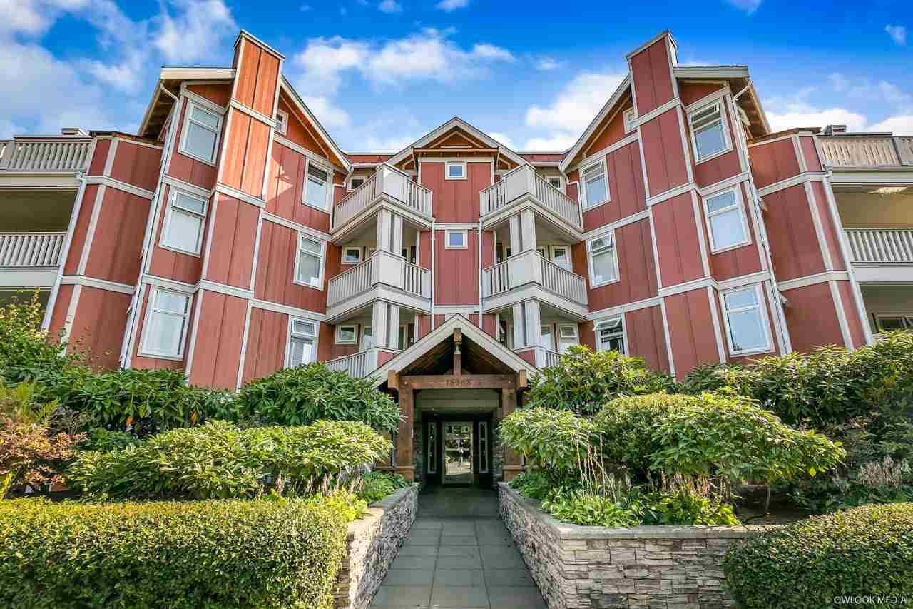 Main Photo: 201 15368 16A Avenue in Surrey: King George Corridor Condo for sale (South Surrey White Rock)  : MLS®# R2297757