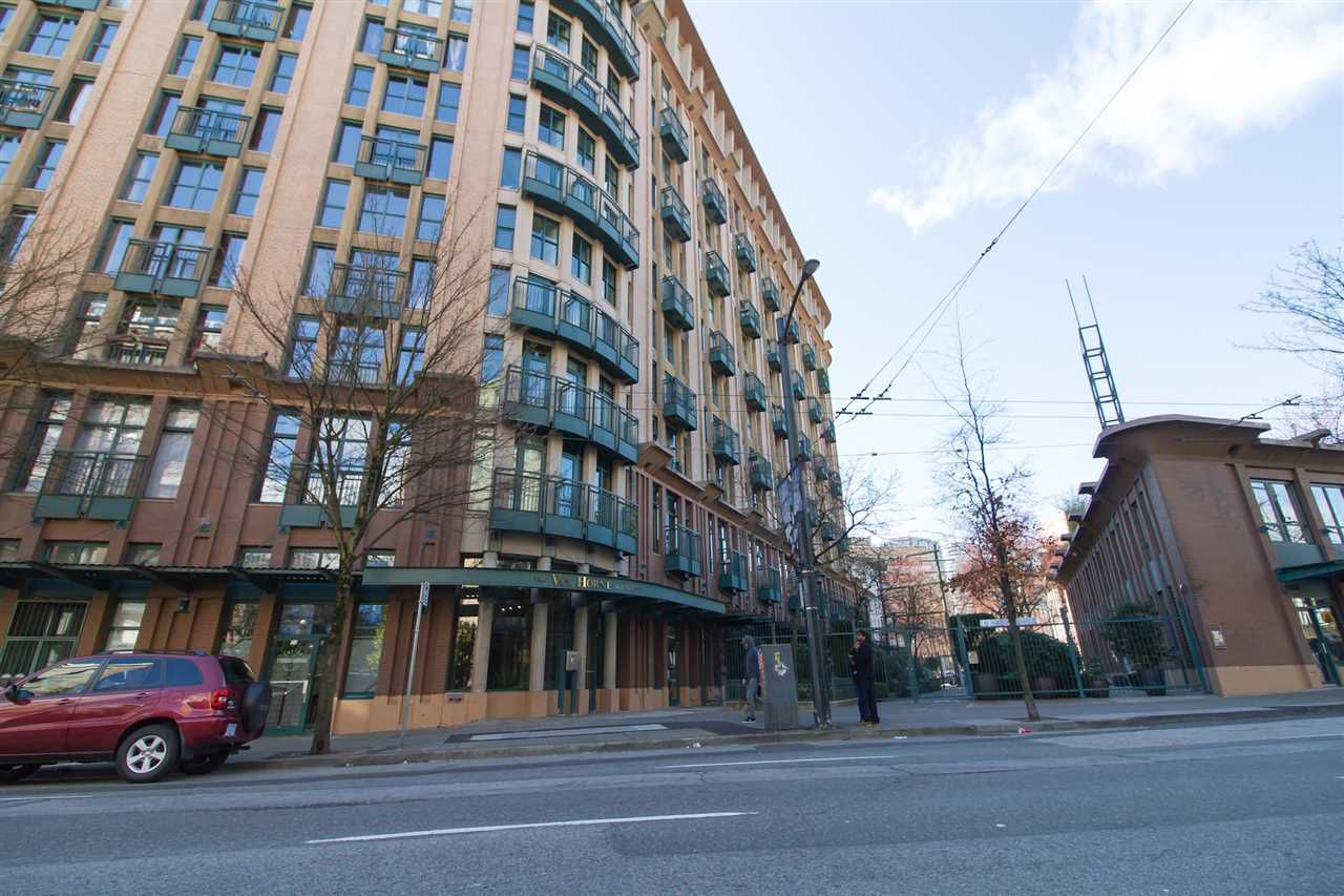 "Main Photo: 209 22 E CORDOVA Street in Vancouver: Downtown VE Condo for sale in ""VAN HORNE"" (Vancouver East)  : MLS®# R2307034"