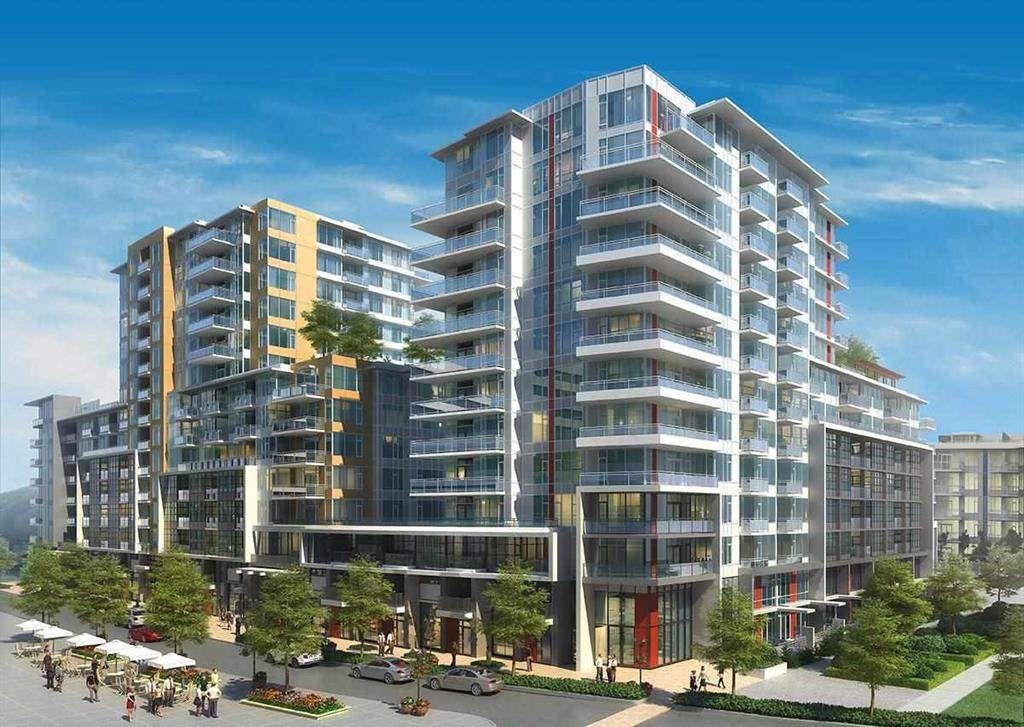 512-3333 Sexsmith Road, Richmond. BRAND NEW concrete building.