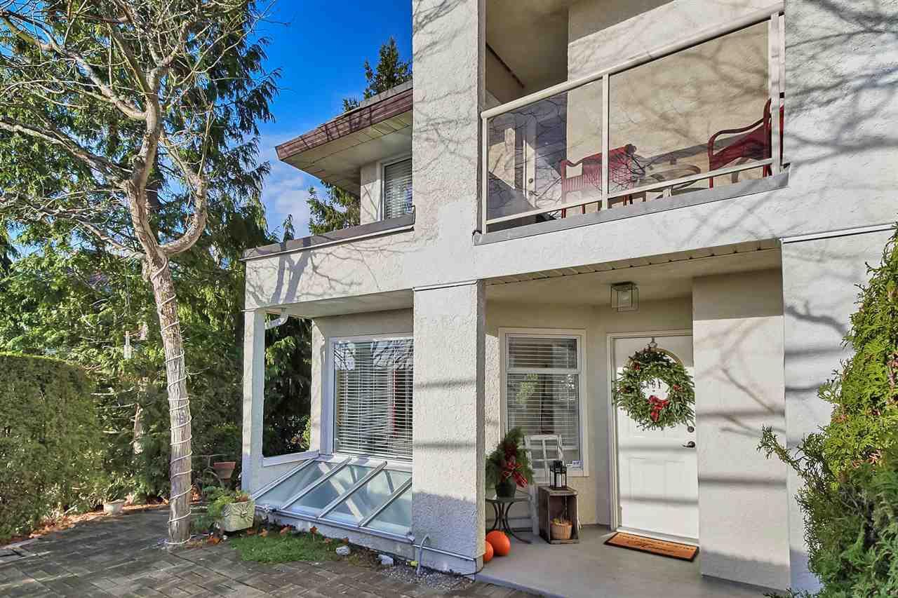 "Main Photo: 101 1225 MERKLIN Street: White Rock Townhouse for sale in ""ENGLESEA TWO"" (South Surrey White Rock)  : MLS®# R2311039"