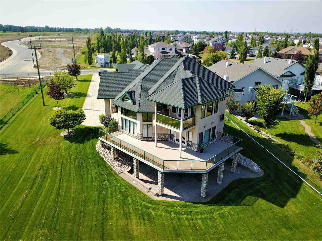 Main Photo: 15 BRIARWOOD Way: Stony Plain House for sale : MLS®# E4140737