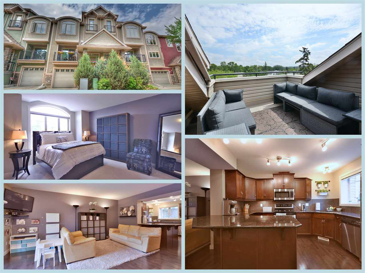 Main Photo: 5 10240 90 Street in Edmonton: Zone 13 Townhouse for sale : MLS®# E4141059