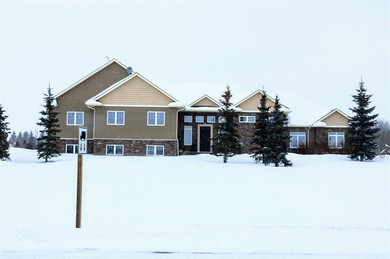 Main Photo: 40 50516 RGE RD 233: Rural Leduc County House for sale : MLS®# E4145013