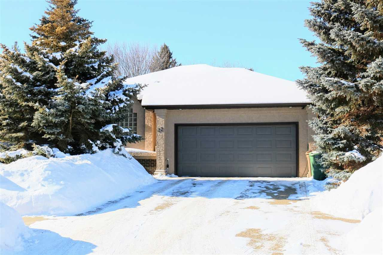 Main Photo: 27 ERIN RIDGE Drive: St. Albert House for sale : MLS®# E4145481
