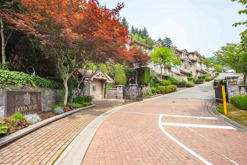Main Photo: 28 2979 PANORAMA Drive in Coquitlam: Westwood Plateau Townhouse for sale : MLS®# R2351029