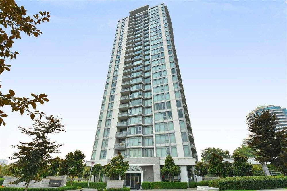 """Main Photo: 605 6688 ARCOLA Street in Burnaby: Highgate Condo for sale in """"LUMA BY POLYGON"""" (Burnaby South)  : MLS®# R2370239"""