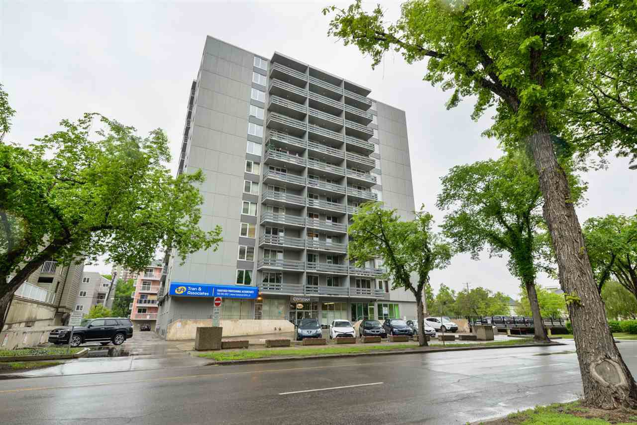 Main Photo: 1400 10160 116 Street in Edmonton: Zone 12 Condo for sale : MLS®# E4160996