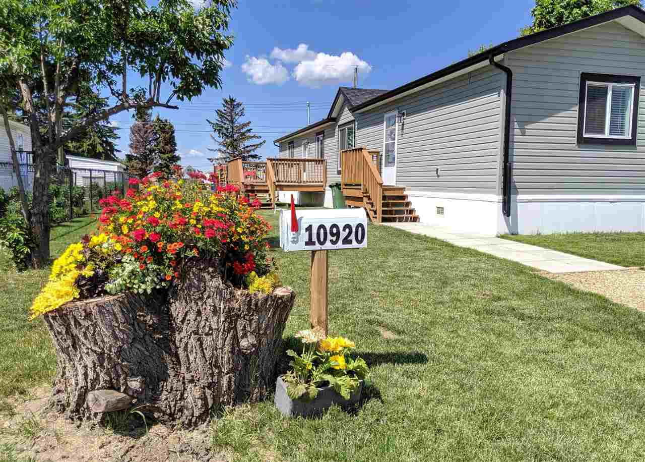Main Photo: 10920 100 Avenue: Westlock Manufactured Home for sale : MLS®# E4162088