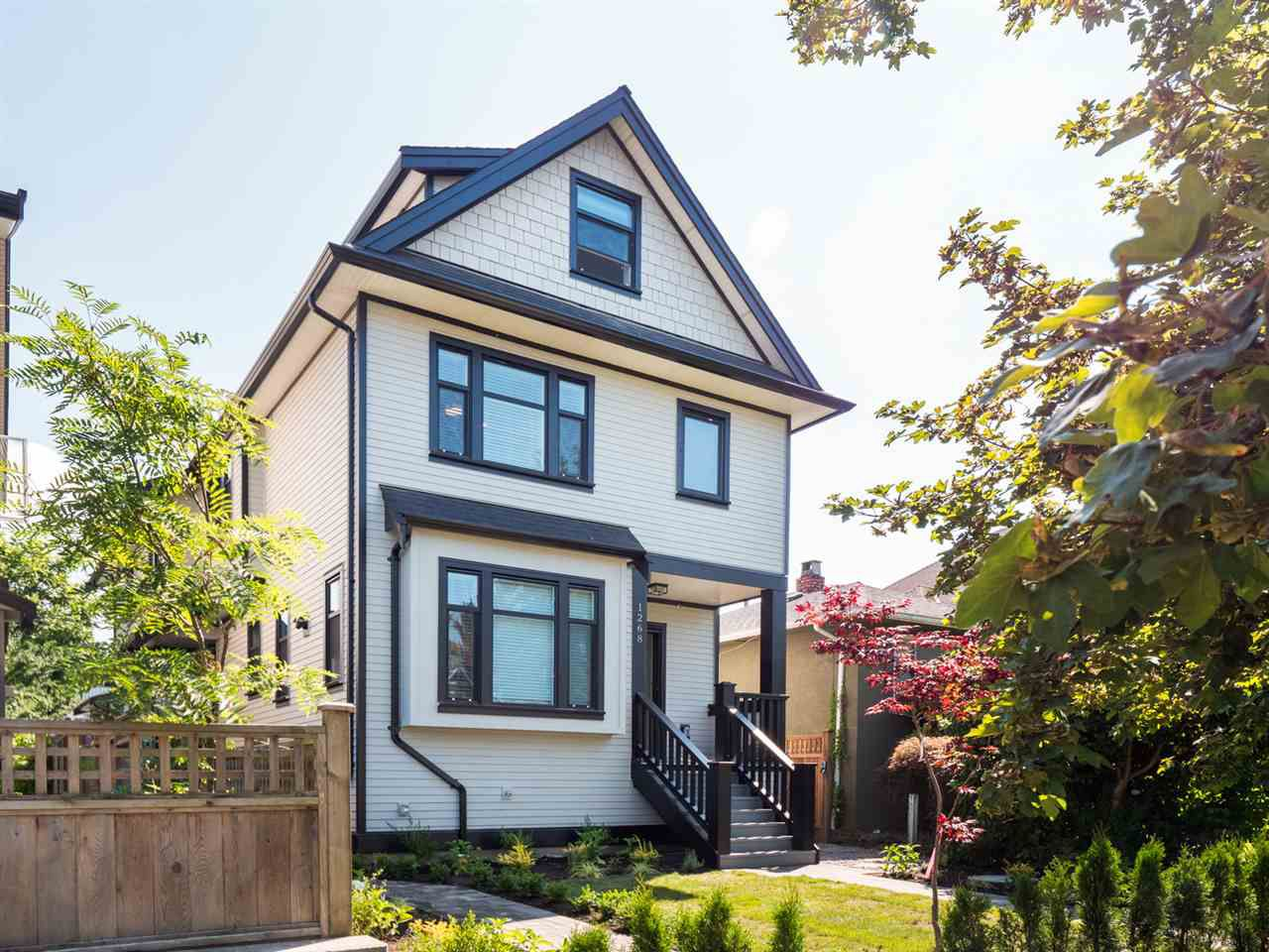 Main Photo: 1270 E 16TH Avenue in Vancouver: Knight House 1/2 Duplex for sale (Vancouver East)  : MLS®# R2387143