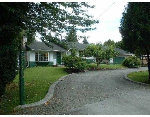 Main Photo: 21333 RIVER RD in Maple Ridge: West Central House for sale : MLS®# V546912