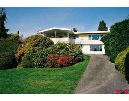 Main Photo: 1031 BALSAM ST: House for sale (White Rock)