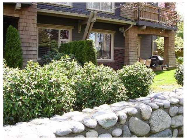 Main Photo: # 109 38 7TH AV in New Westminster: GlenBrooke North Condo for sale : MLS®# V936270