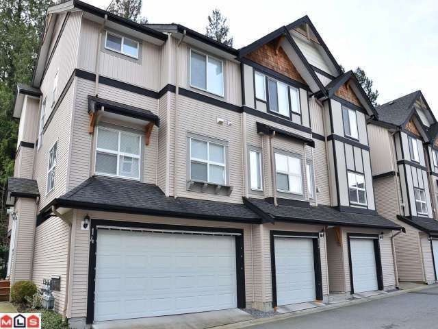"Main Photo: 13 6366 126TH Street in Surrey: Panorama Ridge Townhouse for sale in ""Sunridge"" : MLS®# F1327234"