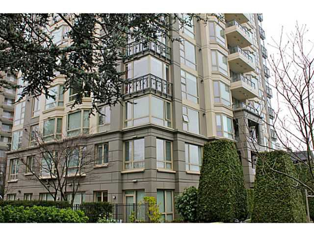 """Main Photo: 101 1316 W 11TH Avenue in Vancouver: Fairview VW Condo for sale in """"THE COMPTON"""" (Vancouver West)  : MLS®# V1050556"""