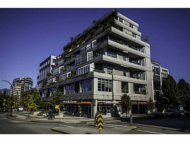 "Main Photo: 205 495 W 6TH Avenue in Vancouver: False Creek Condo for sale in ""LOFT 495"" (Vancouver West)  : MLS®# V1087021"
