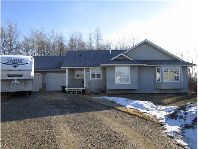 Main Photo: 9608 FAIRWAY Avenue: Taylor House for sale (Fort St. John (Zone 60))  : MLS®# N243166
