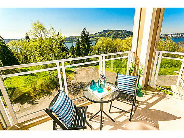 """Main Photo: 317 3629 DEERCREST Drive in North Vancouver: Roche Point Condo for sale in """"DEERFIELD BY THE SEA"""" : MLS®# V1118093"""