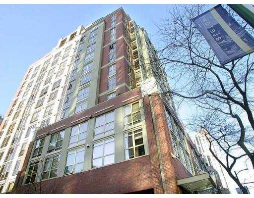 "Main Photo: 1402 819 HAMILTON ST in Vancouver: Downtown VW Condo for sale in ""B19 HAMILTON"" (Vancouver West)  : MLS®# V540320"