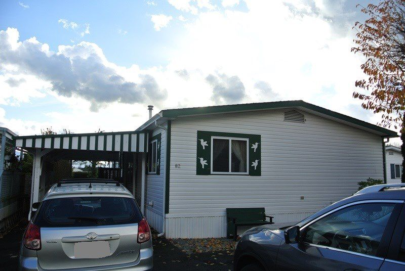 "Main Photo: 82 41168 LOUGHEED Highway in Mission: Dewdney Deroche Manufactured Home for sale in ""Oasis Country Estates"" : MLS®# R2014800"