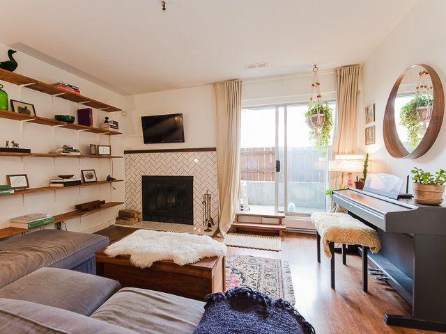 Main Photo: 104 2333 ETON Street in Vancouver: Hastings Condo for sale (Vancouver East)  : MLS®# R2083404