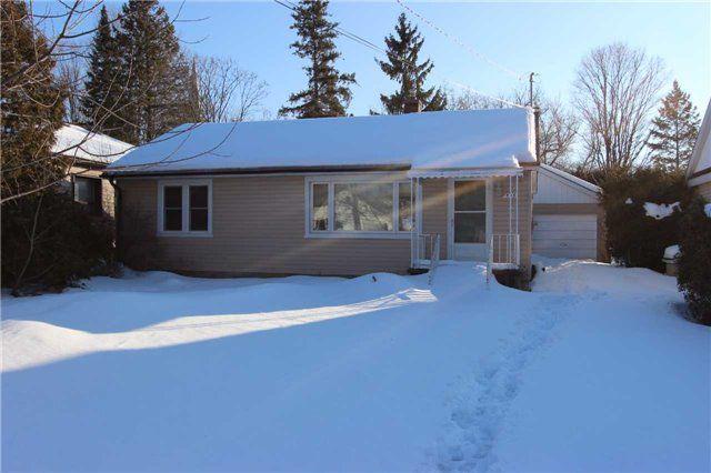 Main Photo: 495 North Street in Brock: Beaverton House (Bungalow) for sale : MLS®# N3714164