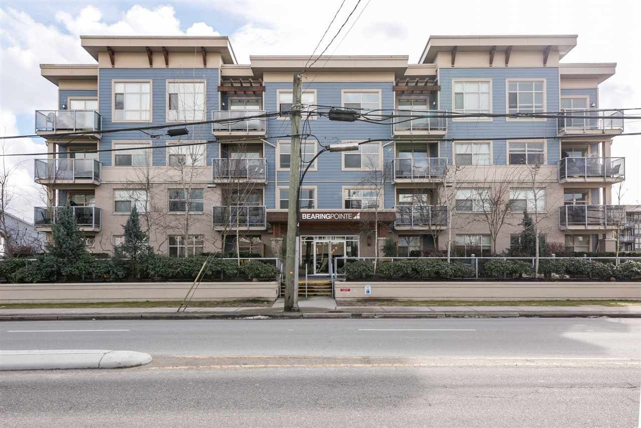 """Main Photo: 205 19936 56 Avenue in Langley: Langley City Condo for sale in """"Bearing Pointe"""" : MLS®# R2147214"""