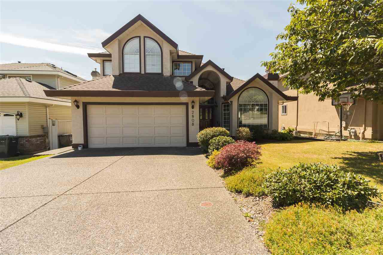 "Main Photo: 2808 GREENBRIER Place in Coquitlam: Westwood Plateau House for sale in ""WESTWOOD PLATEAU"" : MLS®# R2208866"