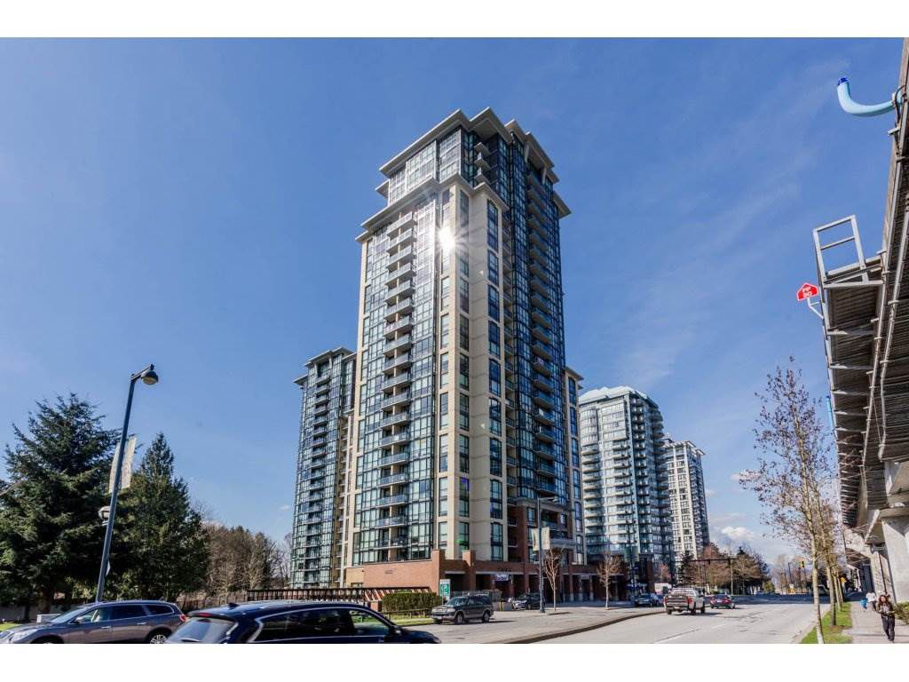 "Main Photo: 1908 10777 UNIVERSITY Drive in Surrey: Whalley Condo for sale in ""City Point"" (North Surrey)  : MLS®# R2219176"