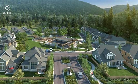 """Main Photo: 5 1885 COLUMBIA VALLEY Road: Lindell Beach House for sale in """"AQUADEL CROSSING"""" (Cultus Lake)  : MLS®# R2231714"""