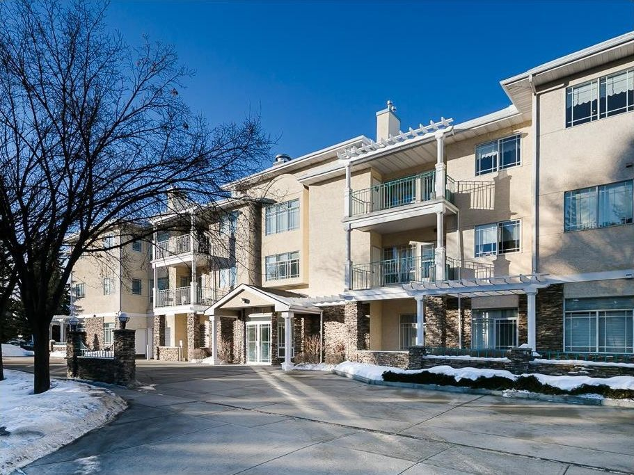 Main Photo: 313 9449 19 Street SW in Calgary: Palliser Condo for sale : MLS®# C4162789