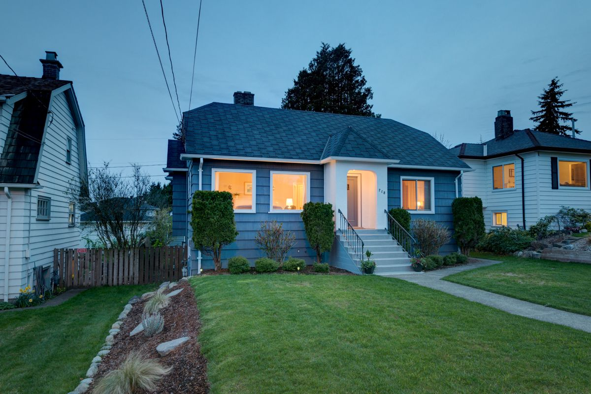 "Main Photo: 718 BOWLER Street in New Westminster: West End NW House for sale in ""WEST END"" : MLS®# R2256122"