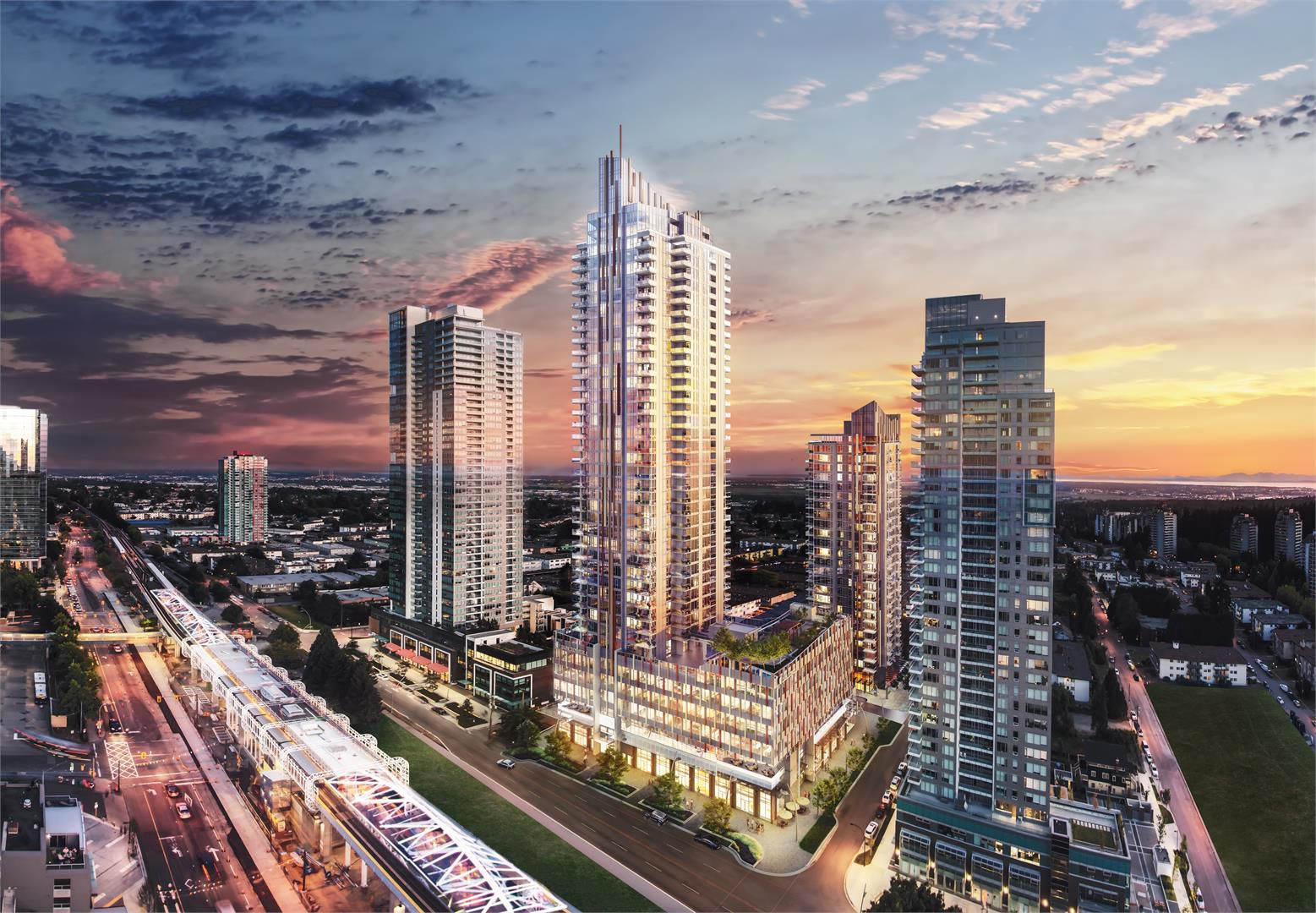 Main Photo: 4670 Assembly Way in Burnaby: Metrotown Condo for sale (Burnaby South)