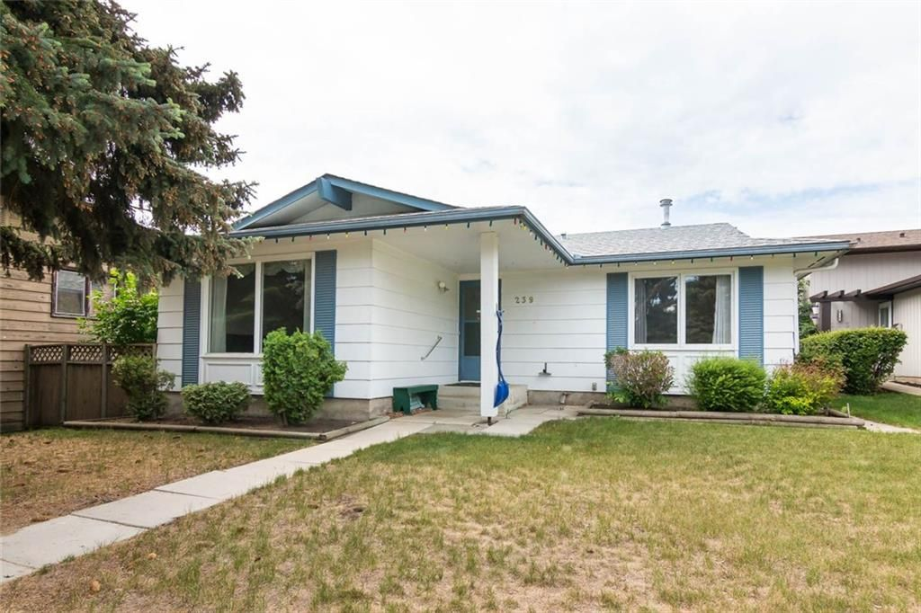 Main Photo: 239 MIDLAWN Close SE in Calgary: Midnapore House for sale : MLS®# C4192507