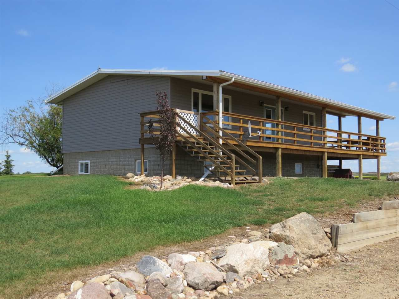 Main Photo: 45513 Hwy 870: Rural Flagstaff County House for sale : MLS®# E4123804