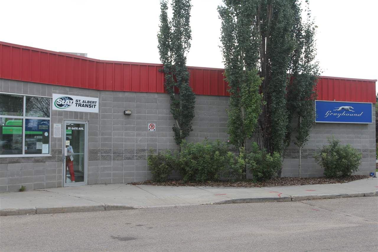 Main Photo: 20 Gate Avenue: St. Albert Retail for lease : MLS®# E4126972