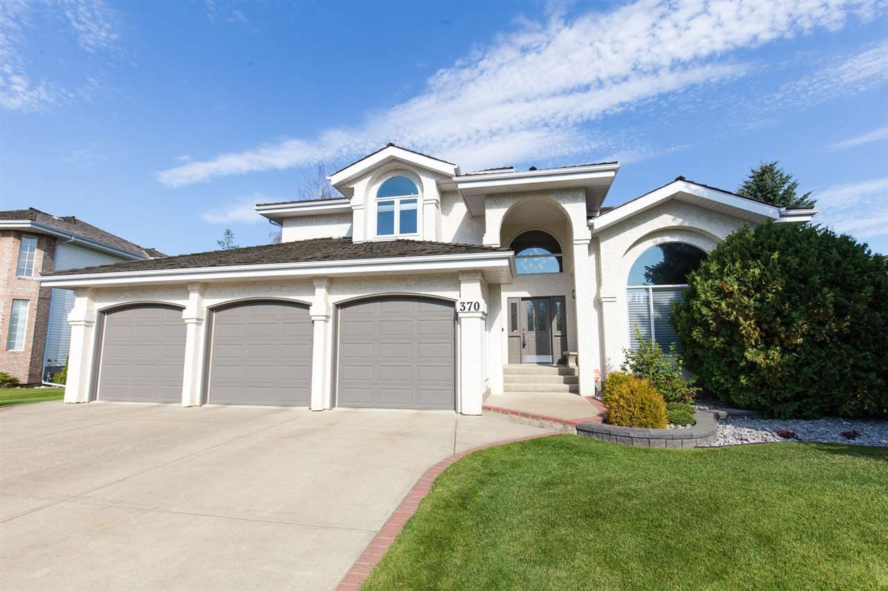 Main Photo: 370 Estate Drive: Sherwood Park House for sale : MLS®# E4128729