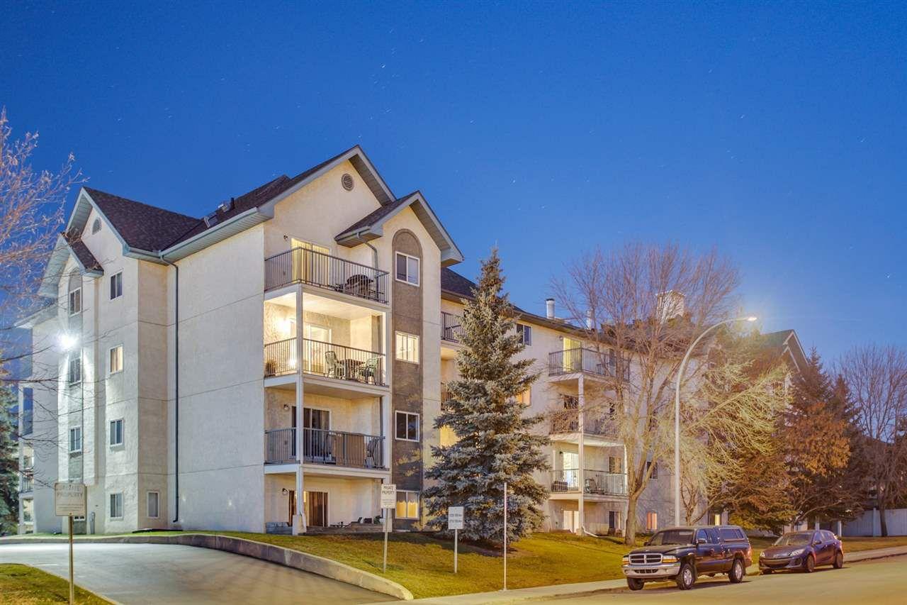 Main Photo: 301 6710 158 Avenue in Edmonton: Zone 28 Condo for sale : MLS®# E4133307