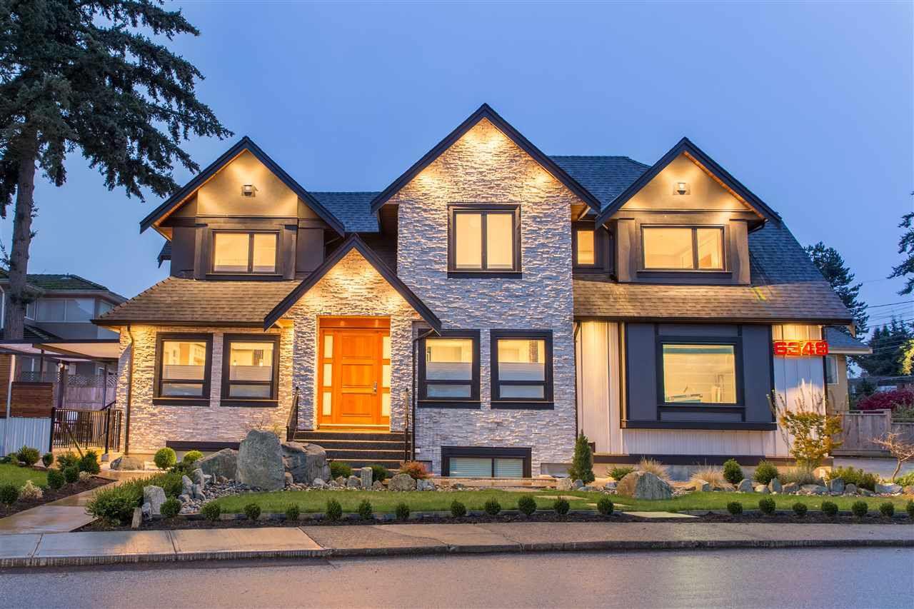 Main Photo: 6348 BRYANT Street in Burnaby: Upper Deer Lake House for sale (Burnaby South)  : MLS®# R2323266
