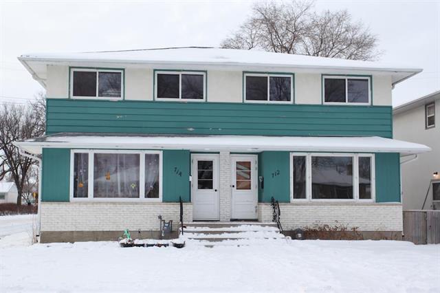 Main Photo: 712 Hoskin Avenue in Winnipeg: East Elmwood Residential for sale (3B)  : MLS®# 1831374