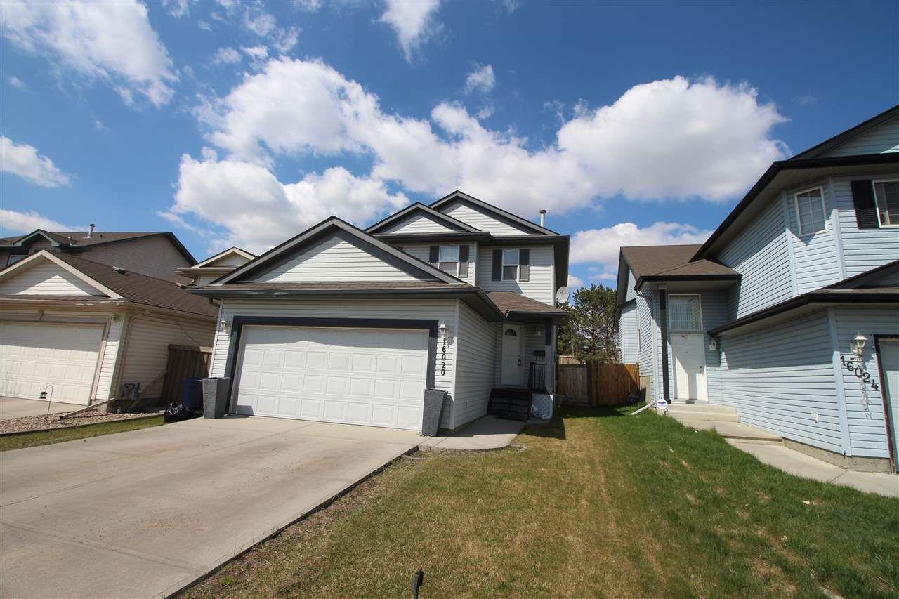 Main Photo: 16020 95 Street in Edmonton: Zone 28 House for sale : MLS®# E4140691