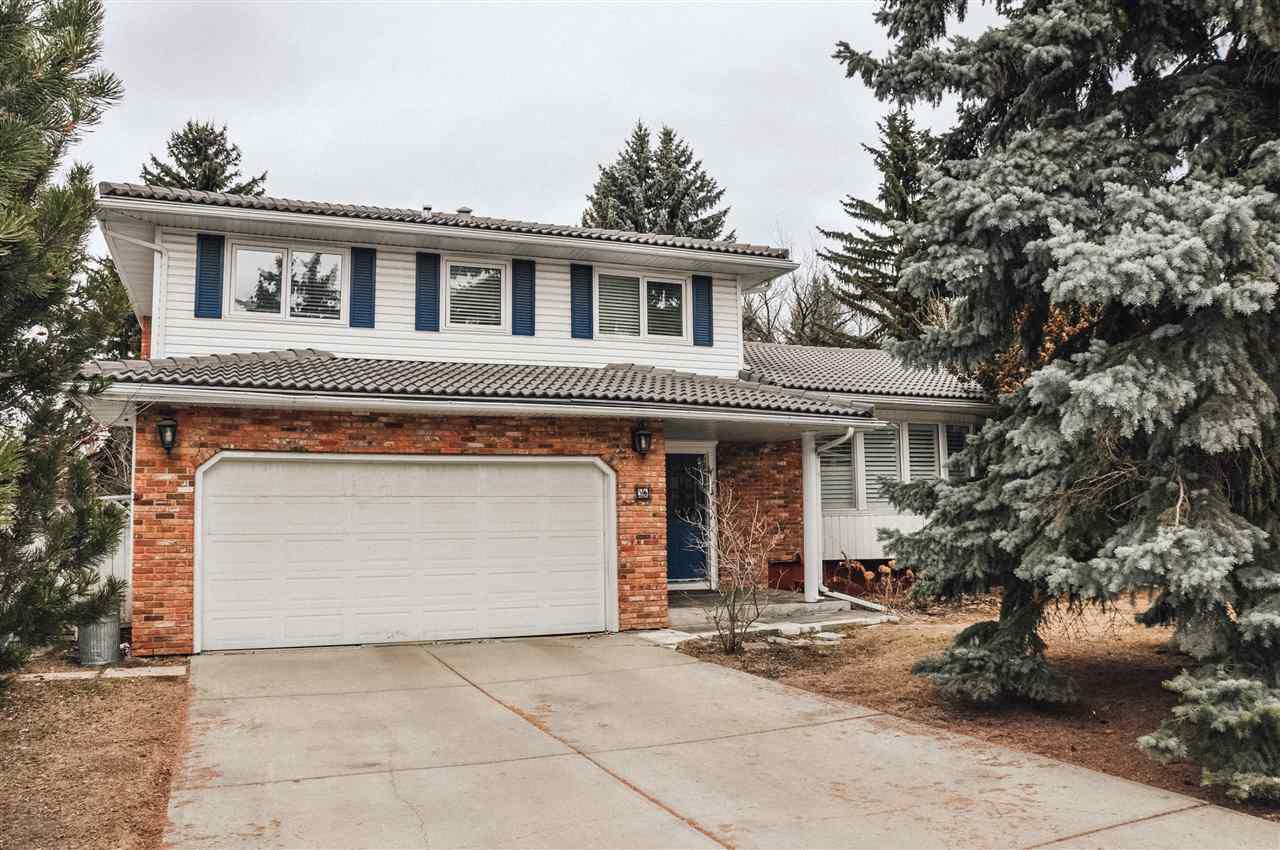 Main Photo: 56 FAIRWAY Drive in Edmonton: Zone 16 House for sale : MLS®# E4150890