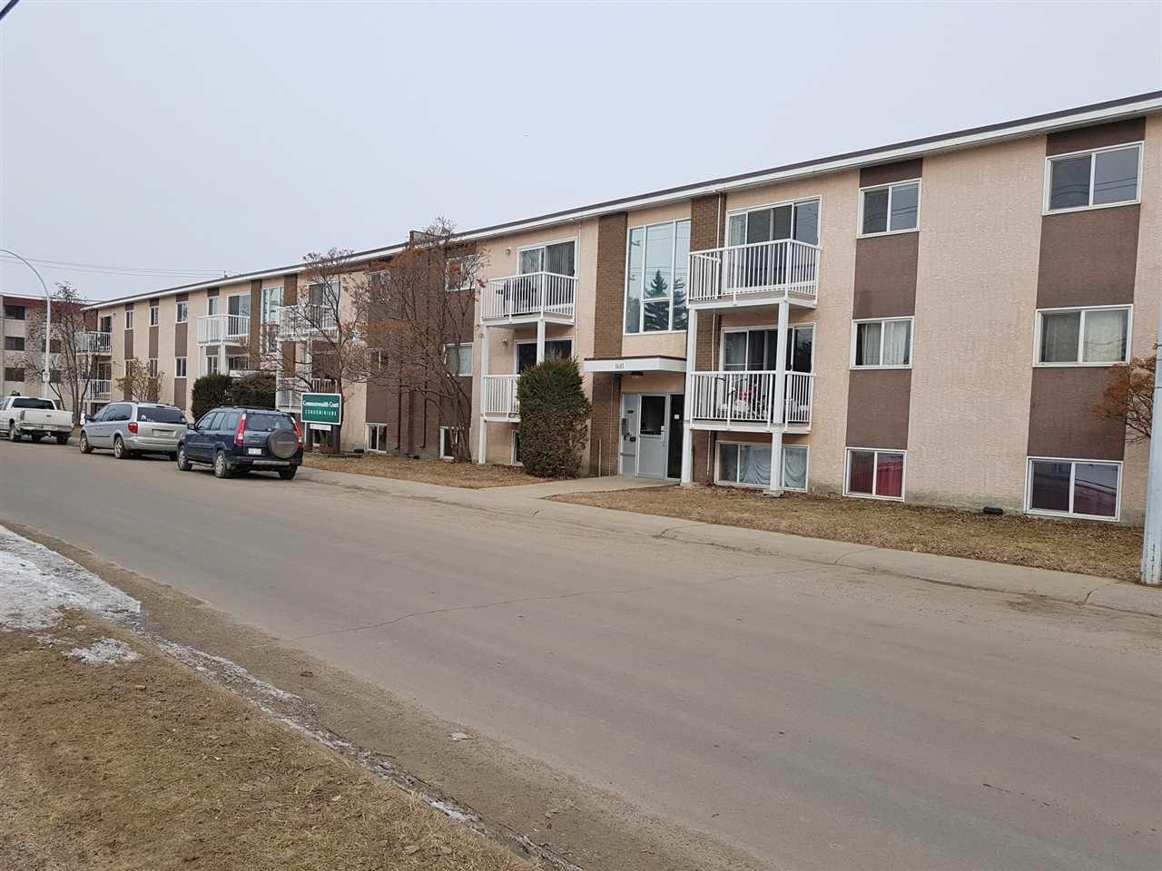 Main Photo: 104 9120 106 Avenue in Edmonton: Zone 13 Condo for sale : MLS®# E4152572