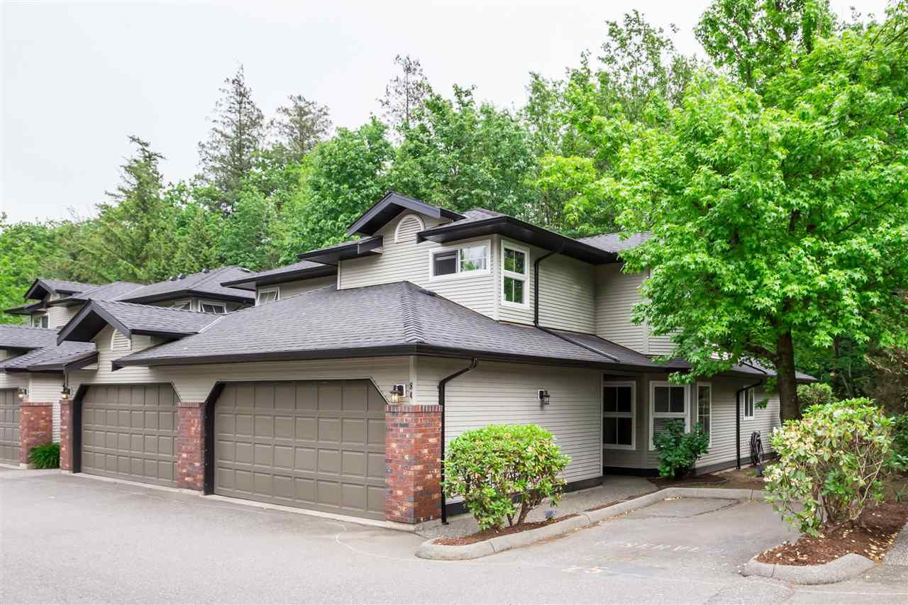 """Main Photo: 84 36060 OLD YALE Road in Abbotsford: Abbotsford East Townhouse for sale in """"Mountainview Village"""" : MLS®# R2368881"""