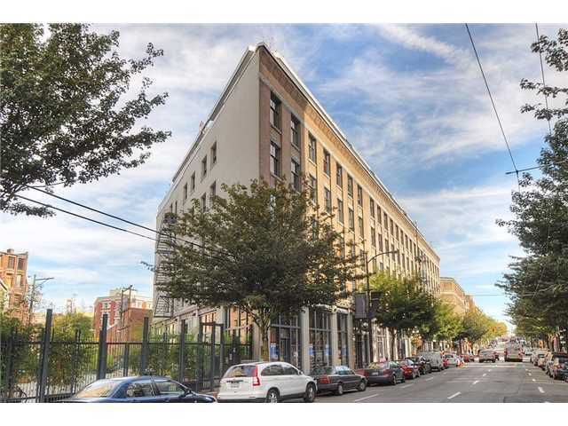 "Main Photo: 303 55 E CORDOVA Street in Vancouver: Downtown VE Condo for sale in ""KORET LOFTS"" (Vancouver East)  : MLS®# V920604"