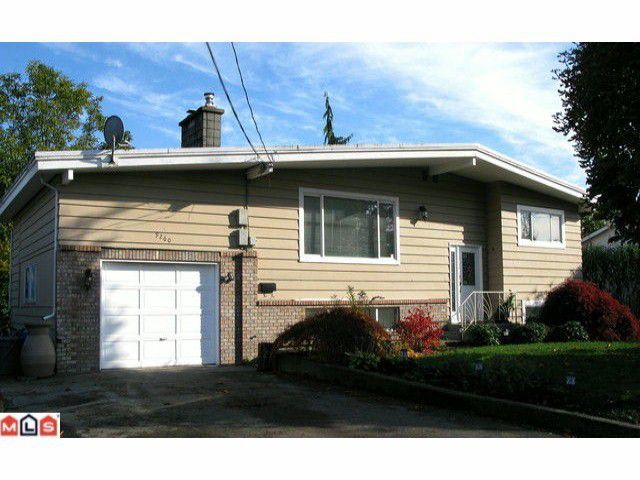 Main Photo: 9260 COOTE ST in Chilliwack: Chilliwack E Young-Yale House for sale : MLS®# H1302957