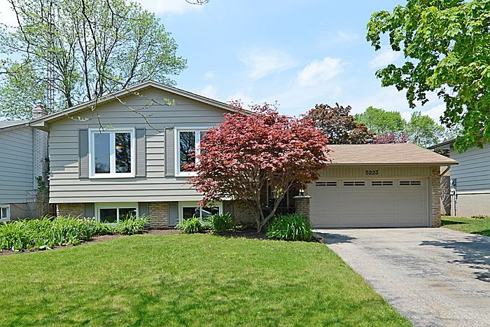 Main Photo: 5223 Broughton Crest in Burlington: Appleby House (Sidesplit 3) for sale : MLS®# W2925030
