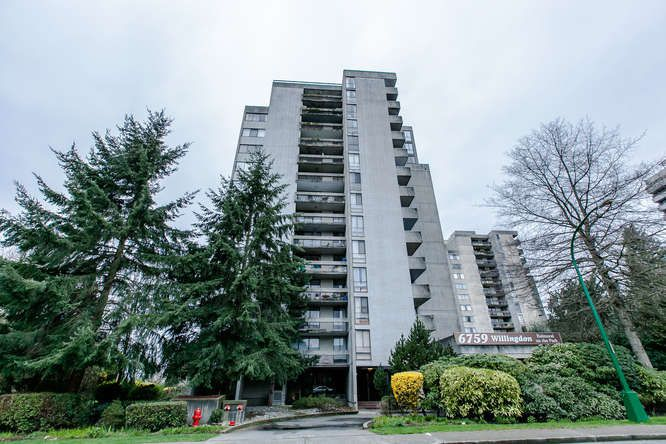 Main Photo: 1202 6759 WILLINGDON Avenue in Burnaby: Metrotown Condo for sale (Burnaby South)  : MLS®# R2042911